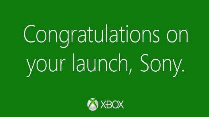 Microsoft uron Sony-in për lëshimin e PS4