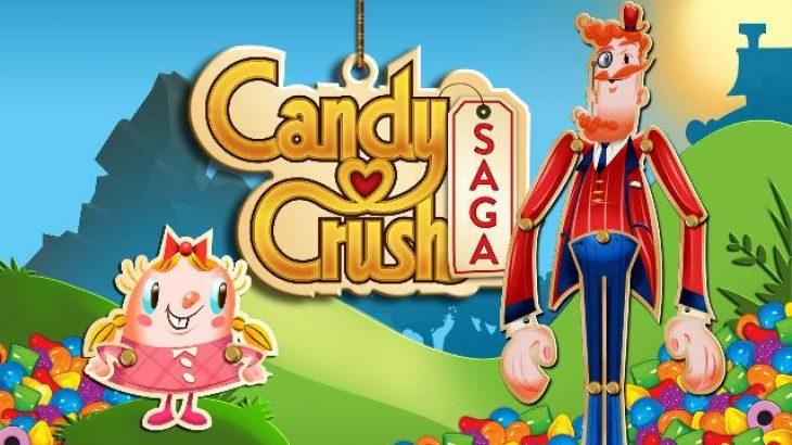 Candy Crush Saga arrin 500 milion shkarkime në Facebook, iOS dhe Android