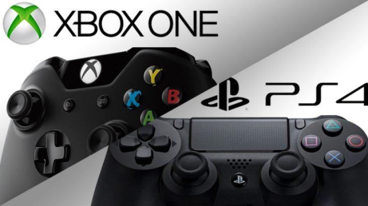Konsolat përballë njëra-tjetrës: PS4 vs. Xbox One