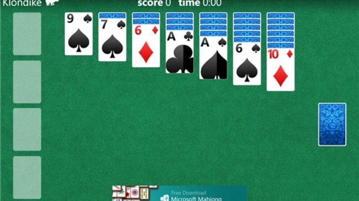 Microsoft sjell Solitaire, Minesweeper dhe Mahjong për Windows 8 për PC dhe telefonë