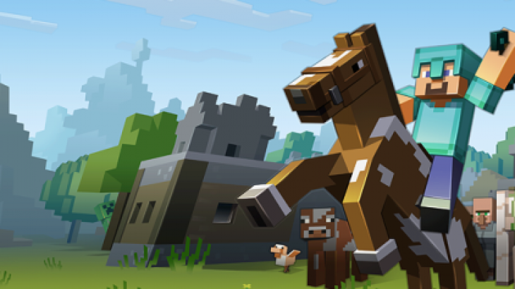 Minecraft për PS3 kryeson listën e lojërave më të shitura në dhjetor