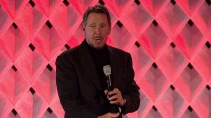 Shefi ekzekutiv i Oracle, Larry Ellison: Fëmijët janë të varur nga video lojërat