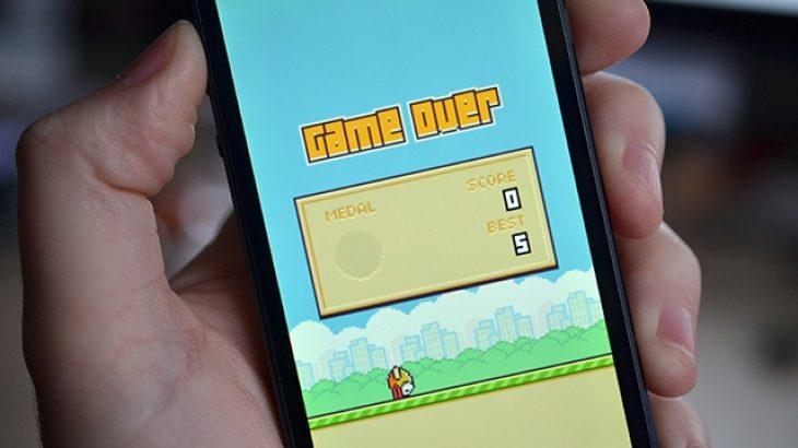 Flappy Bird të dielën largohet nga dyqani i aplikacioneve për iOS dhe Android
