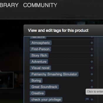 Valve shton opsionin e raportimit të etiketave për lojërat në Steam