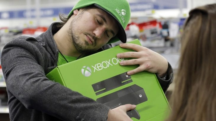 Microsoft: Janë shitur më tepër se 5 milionë Xbox One