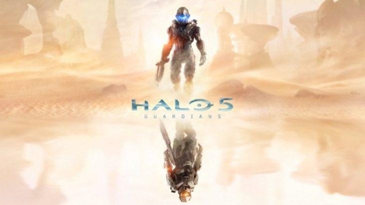 Loja Halo 5: Guardians e pranishme në treg vitin që vjen