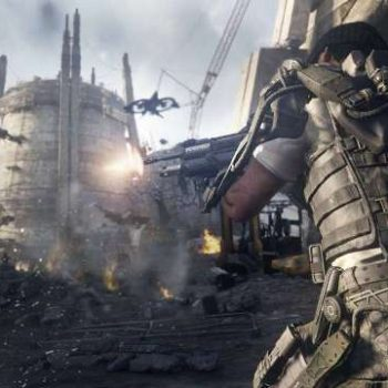 Armët e të ardhmes në Call of Duty: Advanced Warfare përfshijnë armën e printimit 3D