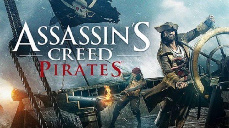 Microsoft dhe Ubisoft lançojnë lojën Assassin's Creed Pirates 3D në ueb