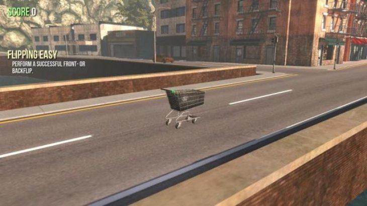 """Ndryshime dhe risi në lojën """"The Goat Simulator"""""""