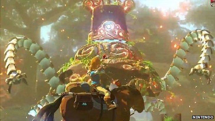 """Loja e famshme """"Legend of Zelda"""" së shpejti në treg për Wii U"""