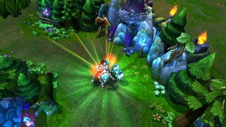 Harta e ndryshuar në League of Legends do të mundësojë luajtje më të shpejtë