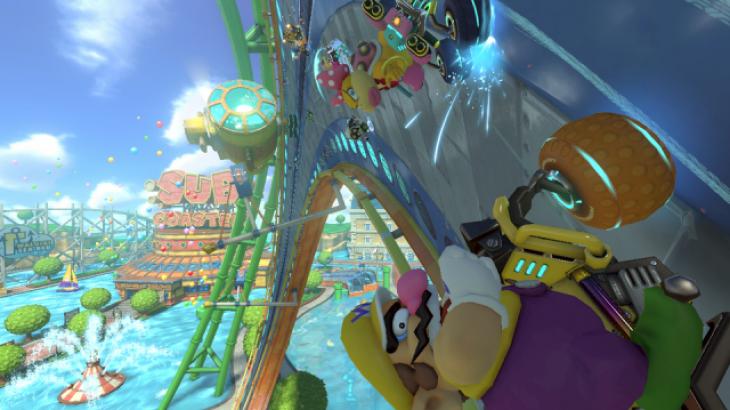 Nintendo arrin shitjen e 2 milionë kopjeve të lojës Mario Kart 8