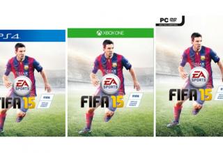 Loja Fifa 15 do të ketë në qendër të kopertinës lojtarin Lionel Messi