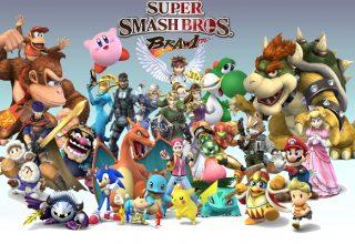 Nintendo prezanton përditësimet e reja për lojën Super Smash Bros