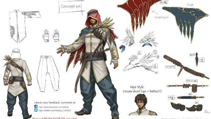 Tekken 7 kërkon reagime nga lojtarët nga Lindja e Mesme për karakterin e ri arab