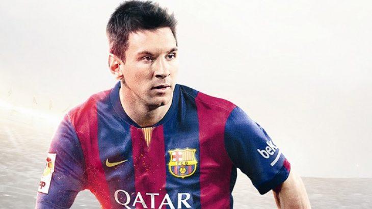 Messi në kopertinën e FIFA 15, kurse Mario Gotze në kopertinën e PES 2015