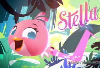 Stella, personazhi kryesor i versionit të ri të lojës Angry Birds