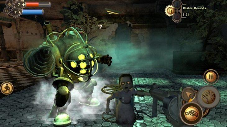 Loja e famshme Bioshock i bashkohet sistemit operativ iOS