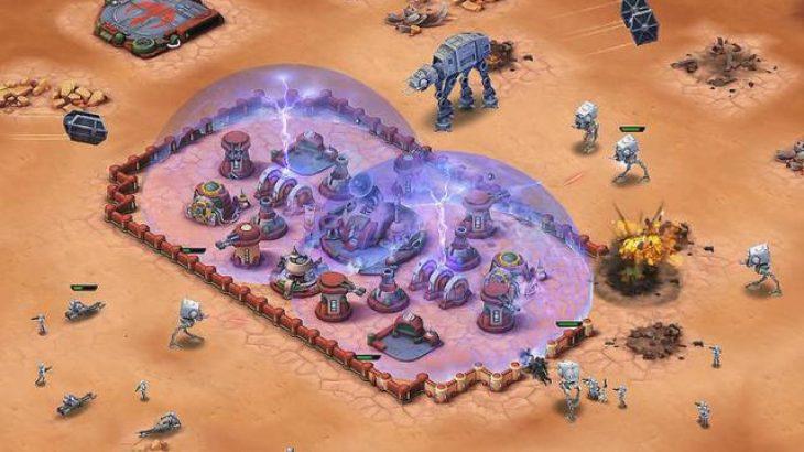 Prezantohet loja e shumëpritur Star Wars Commander e kompanisë Disney