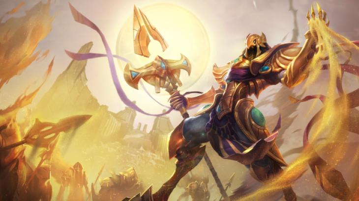 Azir është heroi i ri i lojës se famshme strategjike League of Legends