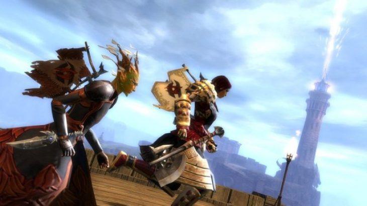Luani një javë pa pagesë lojën GuildWars 2