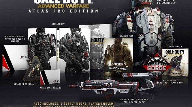 Shfaqen pamje të Call of Duty: Advanced Warfare