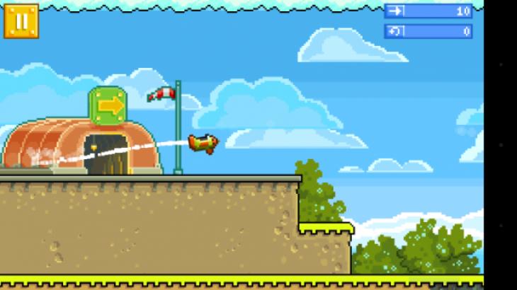 Rovio lançon një lojë eksperimentale e quajtur Retry