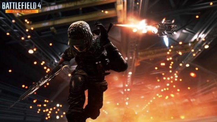 Zgjerimi Final Stand DLC i Battlefield 4 vjen javën e ardhshme