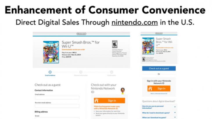Nintendo po modernizon strategjinë online