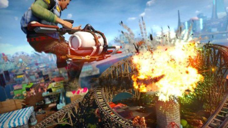 Xbox u jep mundësinë abonentëve të saj Gold të luajnë falas të shtunën 'Sunset Overdrive'