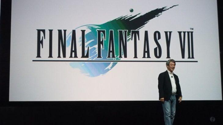 Final Fantasy VII vjen në PlayStation4 pranverën e 2015