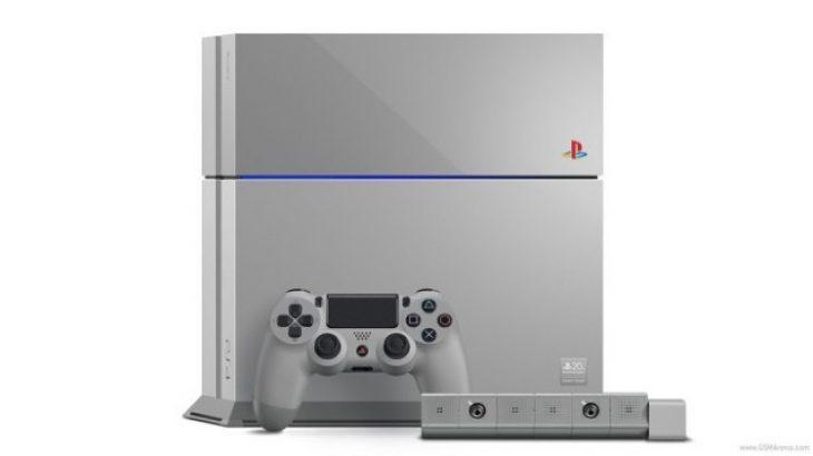 Sony ka prezantuar njësi speciale të PlayStation 4 për festimin e 20 vjetorit të platformës