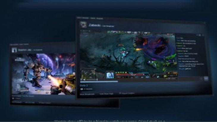 Steam lançon një shërbim të ri video lojërash streaming që do të konkurrojë me Twitch