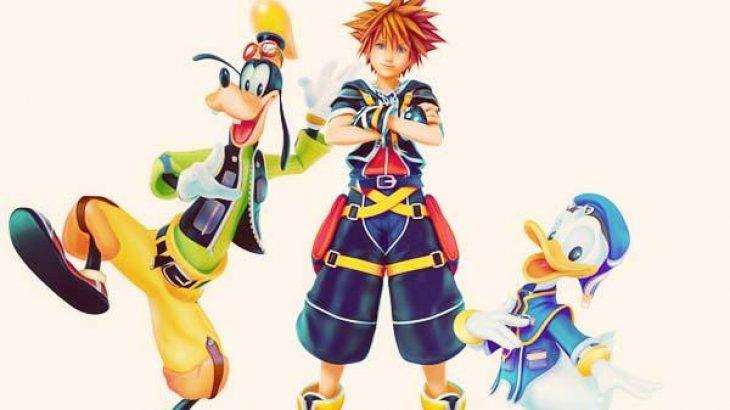 Versioni i tretë i Kingdom Hearts do të vijë brenda këtij viti