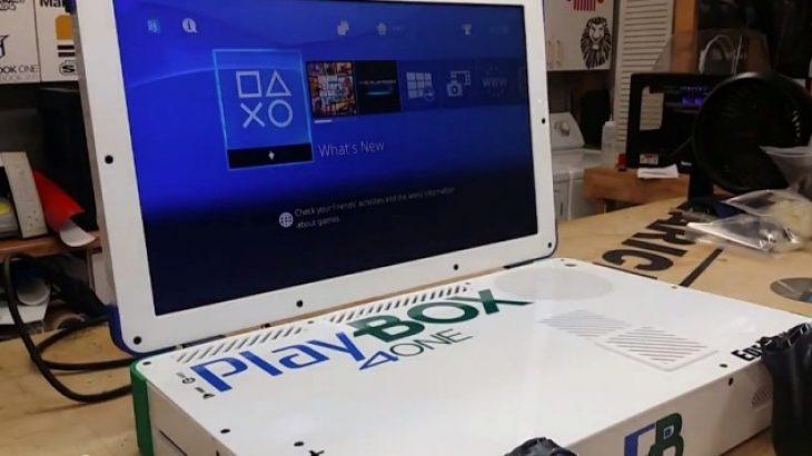 Zhvilluesi bashkon konsolet PlayStation dhe Xbox në një laptop