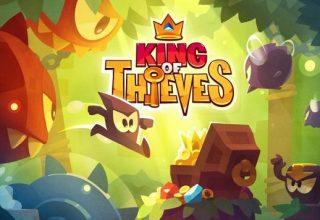 Krijuesit e 'Cut the Rope' sjellin lojën e re 'King of Thieves'