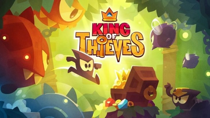 Krijuesit e 'Cut the Rope' sjellin lojën e re 'King of Thieves'