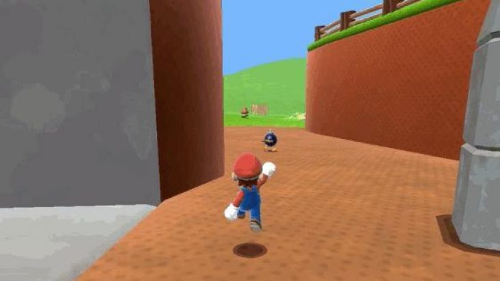 Tanimë ju mund të luani Super Mario 64 në shfletuesin tuaj