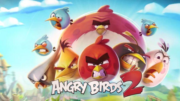 Angry Birds 2 i disponueshëm për tu shkarkuar në Android dhe iOS