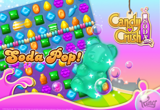 Pas Candy Crush Saga në Windows 10 vjen Candy Crush Soda