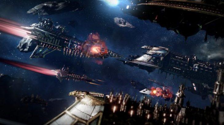 Video loja e shumëpritur Battlefleet Gothic: Armada debuton ditën e nesërme