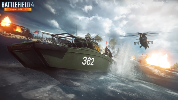 EA ofron falas të gjitha pakot e ekspansionit të Battlefield 4