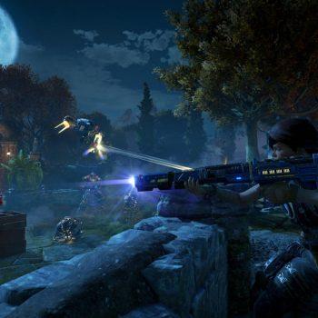 Microsoft publikoi trailerin zyrtar të Gears of War 4