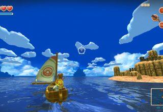 Loja e ngjashme me Zelda Oceanhorn shet një milion kopje, po vjen në Nintendo