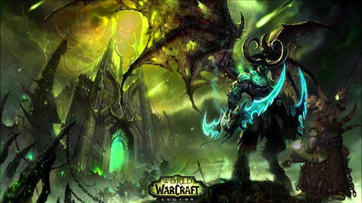 Publikohet përditësimi 7.1 i World of Warcraft: Legjioni
