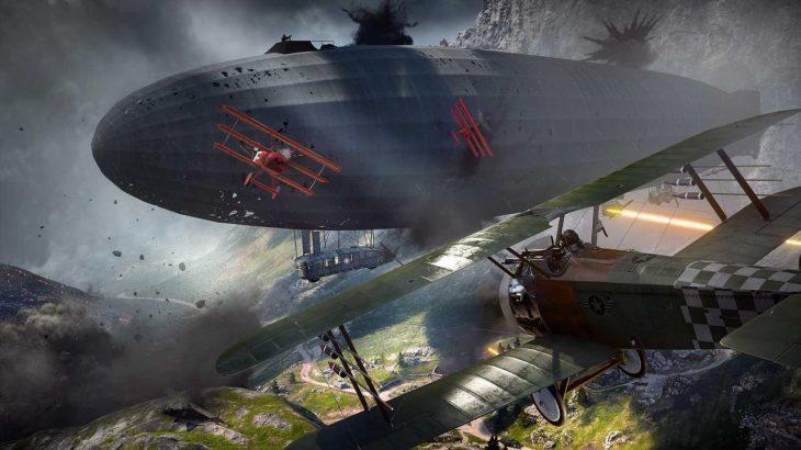 Battlefield 1 është titulli më i suksesshëm në historinë e EA