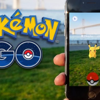 Një përditësim i ri ka mbërritur në Pokemon Go