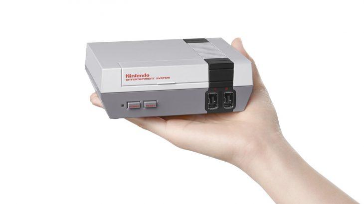Nintendo lançoi NES Classic me kosto 200 dollar