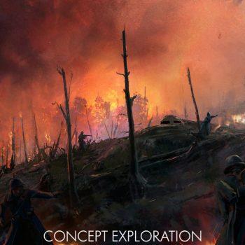 """Battlefield 1: Ja imazhet e ekspansionit të parë """"They Shall Not Pass"""""""