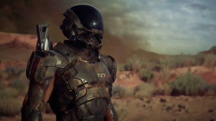 Mass Effect: Andromeda mbërrin në Europë më 23 Mars
